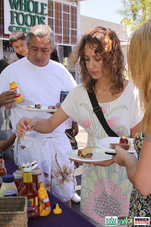 09 05 09 Whole Foods Market One Year Anniversary   Free BBQ   Customer Appreciation   225 Lincoln Blvd   Venice, Ca 310  566 9480 (157)