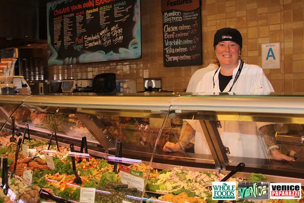 09 05 09 Whole Foods Market One Year Anniversary   Free BBQ   Customer Appreciation   225 Lincoln Blvd   Venice, Ca 310  566 9480 (336)