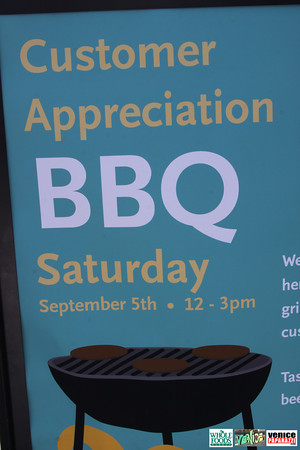 09 05 09 Whole Foods Market One Year Anniversary   Free BBQ   Customer Appreciation   225 Lincoln Blvd   Venice, Ca 310  566 9480 (92)