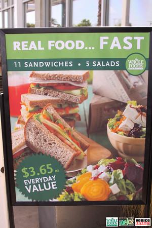 09 05 09 Whole Foods Market One Year Anniversary   Free BBQ   Customer Appreciation   225 Lincoln Blvd   Venice, Ca 310  566 9480 (183)