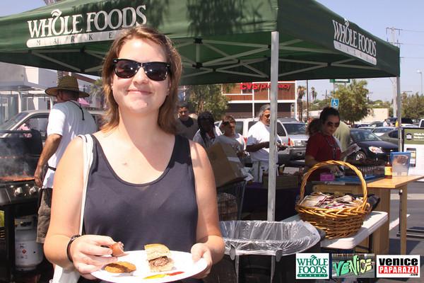 09 05 09 Whole Foods Market One Year Anniversary   Free BBQ   Customer Appreciation   225 Lincoln Blvd   Venice, Ca 310  566 9480 (159)