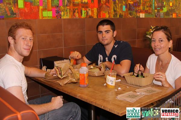 09 05 09 Whole Foods Market One Year Anniversary   Free BBQ   Customer Appreciation   225 Lincoln Blvd   Venice, Ca 310  566 9480 (424)