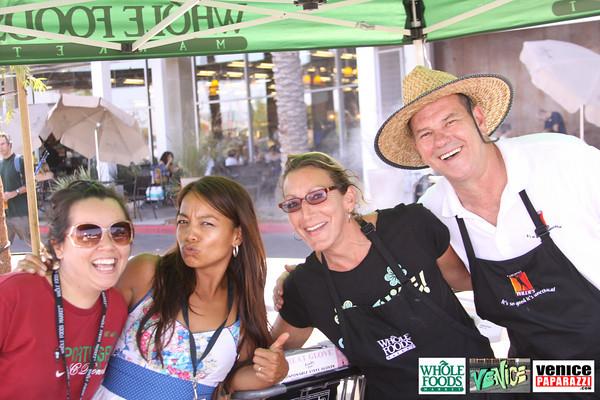 09 05 09 Whole Foods Market One Year Anniversary   Free BBQ   Customer Appreciation   225 Lincoln Blvd   Venice, Ca 310  566 9480 (438)