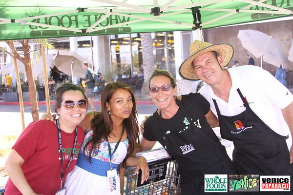 09 05 09 Whole Foods Market One Year Anniversary   Free BBQ   Customer Appreciation   225 Lincoln Blvd   Venice, Ca 310  566 9480 (437)
