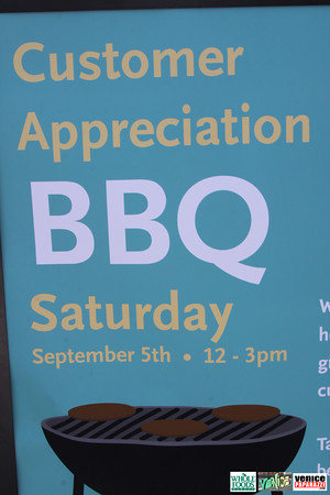 09 05 09 Whole Foods Market One Year Anniversary   Free BBQ   Customer Appreciation   225 Lincoln Blvd   Venice, Ca 310  566 9480 (91)