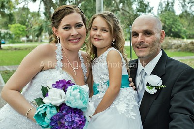 AARON AND MEA WEDDING  DAYTONA BEACH