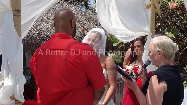 ALEX AND CELINA Wedding DJ & Photographer Cocoa Beach