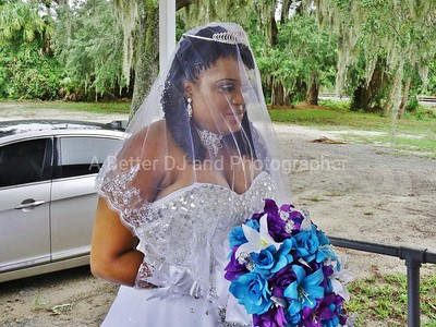 BISHOP AND MONICA'S WEDDING TITUSVILLE