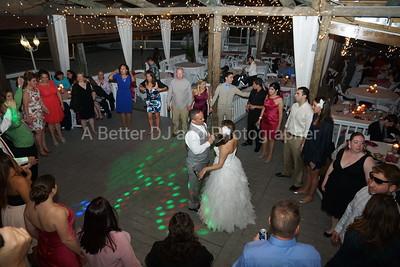 CHRIS AND MELANIE'S WEDDING RECEPTION