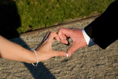Evan and Robin Anderson wedding Monticello IL