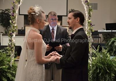 Gabe and Haley wedding