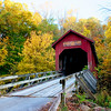 Covered Bridge in Fall 2
