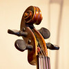 Violin with Shadow