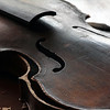 Violin in Repair