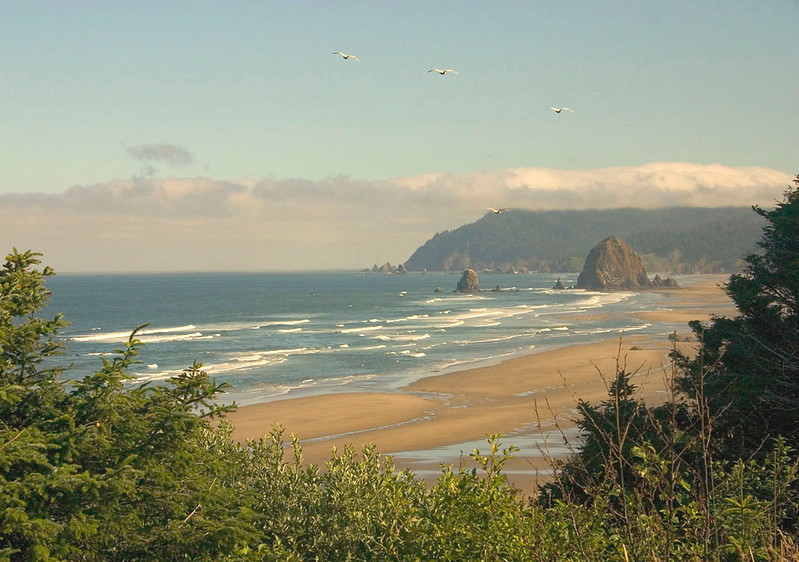 Oregon Beach