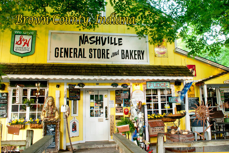 BC-209 Nashville General Store (Front)