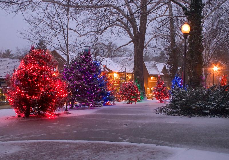 BC-504 Brown County Christmas