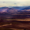 Palouse with Mountains