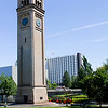 Riverfront Park Clocktower