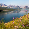 Lake at Glacier National Park