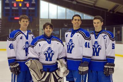 WHS Hockey Class of 2009