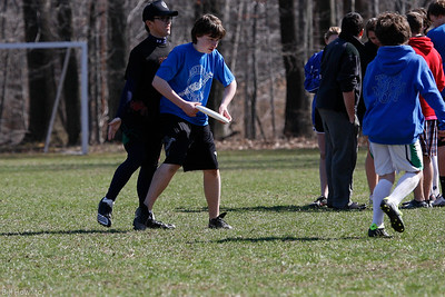 WHS Ultimate Frisbee 2010-11