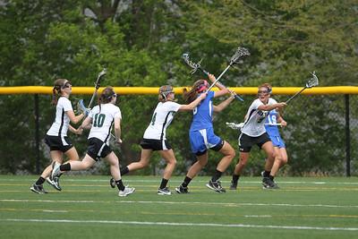 Westfield girls lacrosse 2012