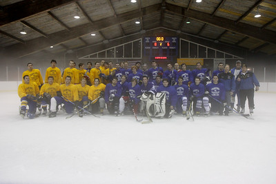 Westfield HS - Cranford HS alumni hockey