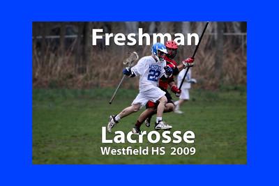 WHS 9th lacrosse 2009