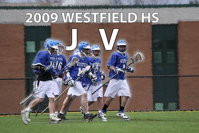 WHS JV lacrosse 2009