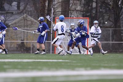 WHS lacrosse 2009 A
