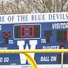 WHS-Summit varsity lacrosse 4/22/14 Kehler Stadium - halftime