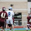 WHS-Summit varsity lacrosse 4/22/14 Kehler Stadium