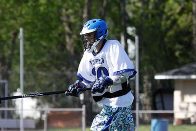 Westfield lacrosse JV game photos 2011