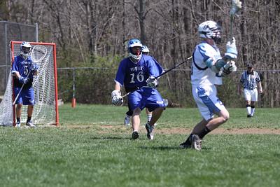 Westfield lacrosse players 2009