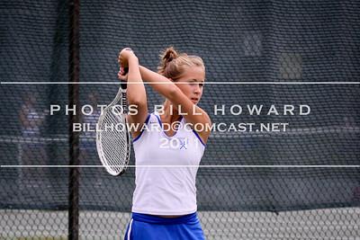 WHS girls tennis 2011