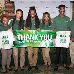 USF: Grant Supports Success of Underrepresented Students