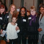 Anja Aresenovic, Magon and Breonna Royu-Faye, Ohiniba Ohin, Mary Sue BArnett and Sifa N\'dusha.