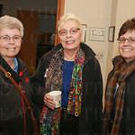 Debbie Hall, Mari Hammer and Paula Samuels.