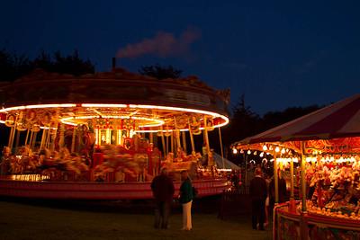 Night, Carter's Steam Fair
