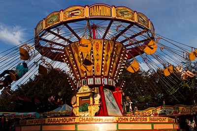 Chairoplanes, Carter's Steam Fair