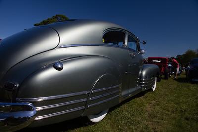 Chevy Fleetline, Vintage Nostalgia Show