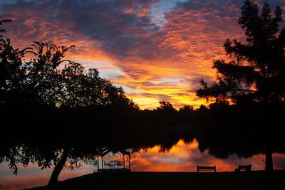 Waltanna Sunrise