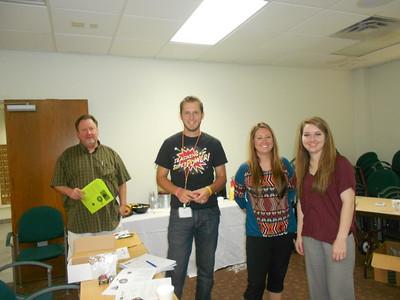 Wichita Falls TX-Phillips 66 Workshop 9-16-15