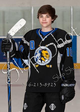 Warriors Hockey-0802