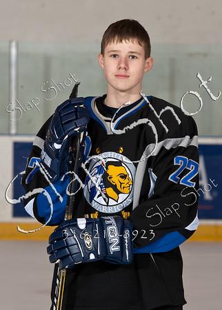 Warriors Hockey-0809