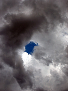 Storms & Clouds over Carlstadt 2009