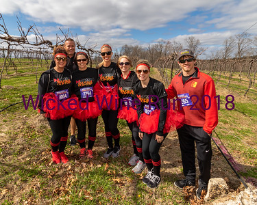 Wicked Wine Run - Lake of the Ozarks - Spring 2018
