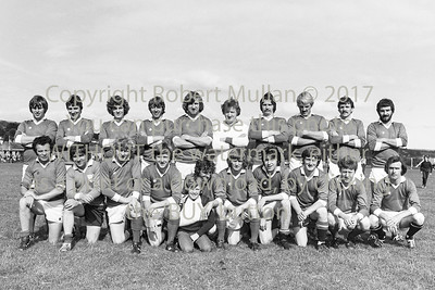 Wicklow GAA pictures from the 1980s and 90s
