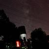 My driveway and a beautiful starry night